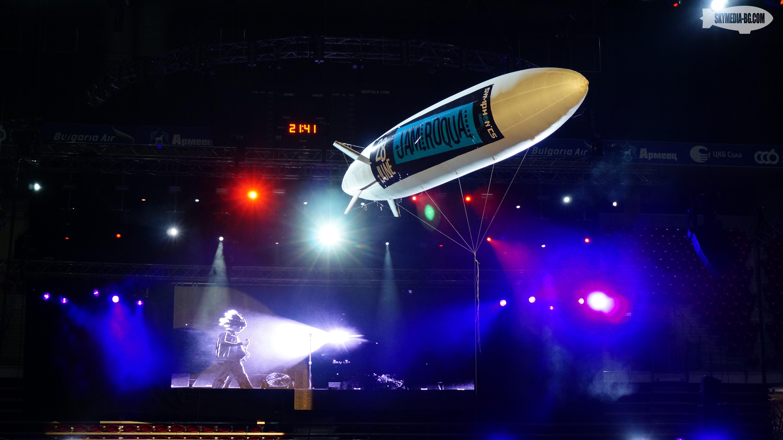 рекламни цепелини