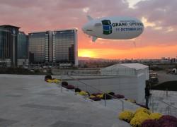 Откриване на Sofia Airport Center