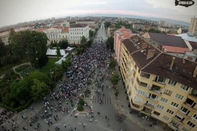 Ден 28 на протести срещу престъпното управление