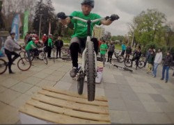 BT Sofia – Urban Games / trial bikes
