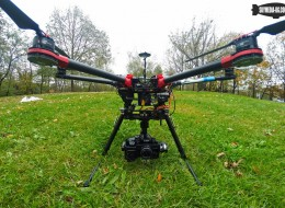Нов хеликоптер с 4К видео камера