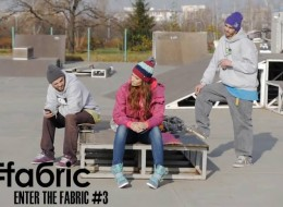 Enter The Fabric #3