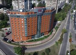Въздушно видео за х. Метрополитън в 4К