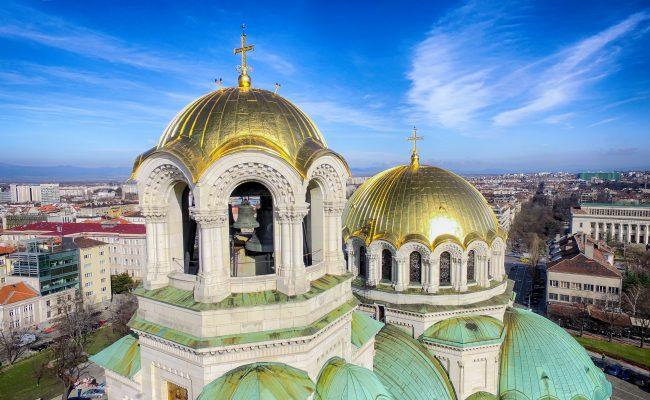 "храм -паметник ""Александър Невски"""