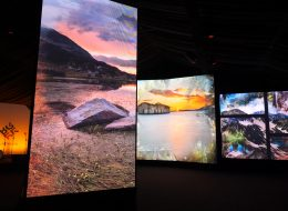 EUBG 2018- клип за интерактивна изложба за откриванто на европредседателството