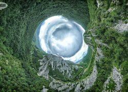 360 панорами от дрон
