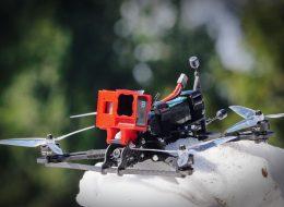 FPV – заснемане със спортни дронове